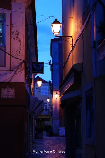 Setúbal à noite