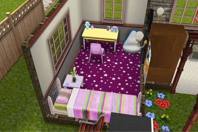 Bedrooms with a lot of archways leading out to  hopefully  a private  garden  The point here is to have a bedroom  to be honest  any room will  work. The Sims Freeplay  More Random Ideas   All the World s a Game