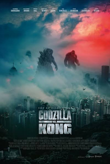 Godzilla vs Kong tododesdemisofa