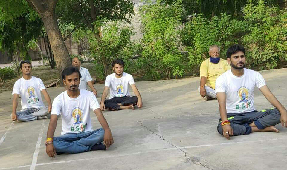 Umang T Shirt Printing International Yoga Day T Shirt