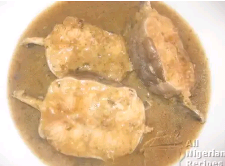 How To Cook Nsala Soup