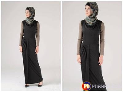 Model Dress Muslimah Terbaru Untuk Ke Pesta