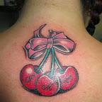 neck cherry