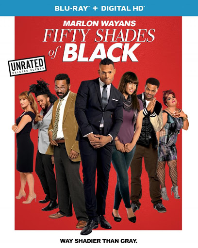 Fifty Shades of Black - 50 Sắc tối