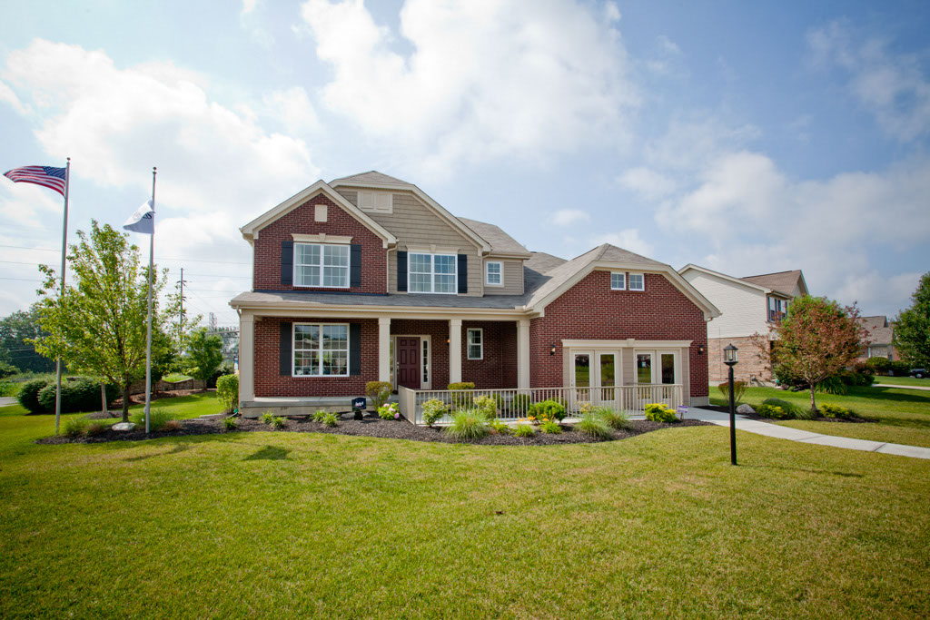 Oaks of huber heights new homes for sale dayton oh for Dayton home designs