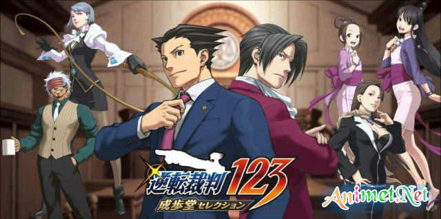 Gyakuten Saiban: Sono - Ace Attorney Season 2, Phoenix Wright: Ace Attorney Season 2