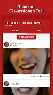 Scorp - Treffe Leute, sehe videos Screenshot