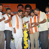 Campaigning with R Ashok