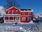 Lunsford Circle red house