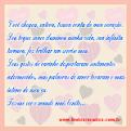 <b><center>Coração - Amor</b></center>