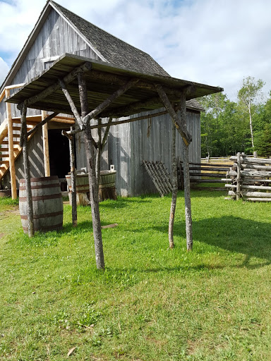 Robichaud Farm, Acadian History Village, New Brunswick