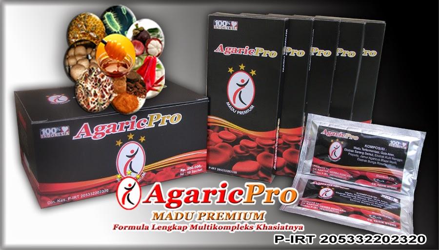 ramuan herbal untuk penyakit asma Agaricpro