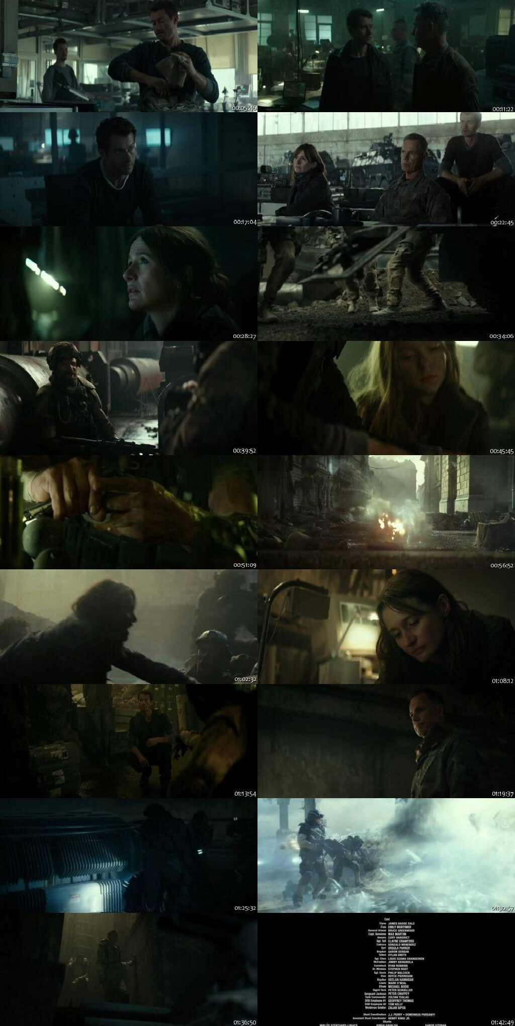 Screen Shot Of Spectral 2016 Full Movie Download Free Watch Online 300MB