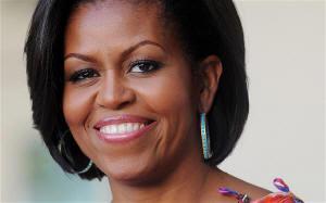美國第一夫人Michelle Obama