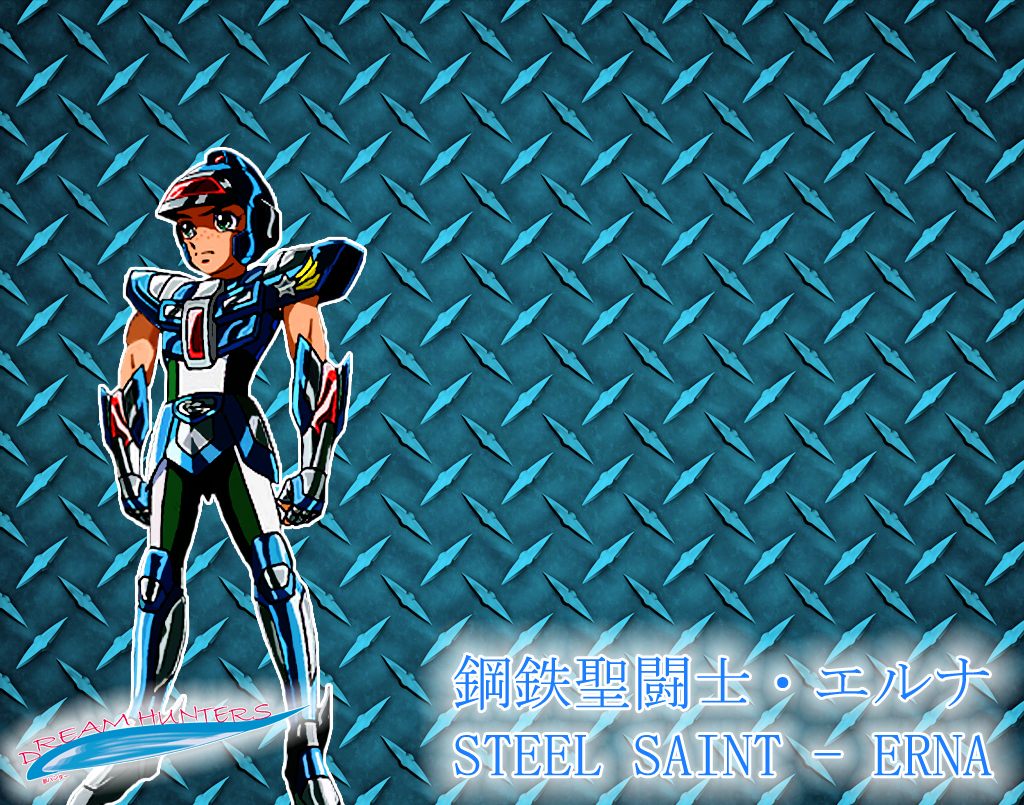 Steel Saint - Erna