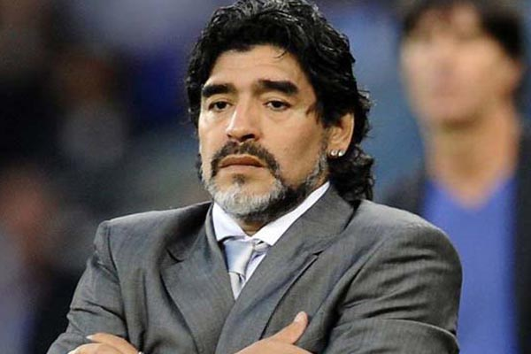 BREAKING NEWS!! FIFA Remove Maradona As Her Ambassador For Giving Nigerian Fans Middle Finger