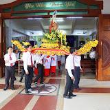 Gx Tân Phú Hòa mừng bổn mạng