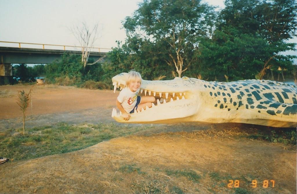 5660Adelaide River Croc Cruise