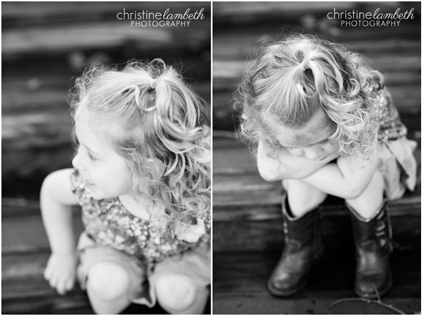 Jennifer's daughter - mommy & me mini session
