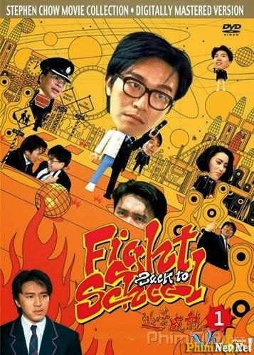 Phim Trường Học Uy Long 1 - Học Trường Uy Long 1 - Châu Tinh Trì - Fight Back To School