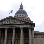 incredible pantheon in Paris, Paris - Ile-de-France, France