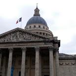 incredible pantheon in Paris, Paris - Ile-de-France, France