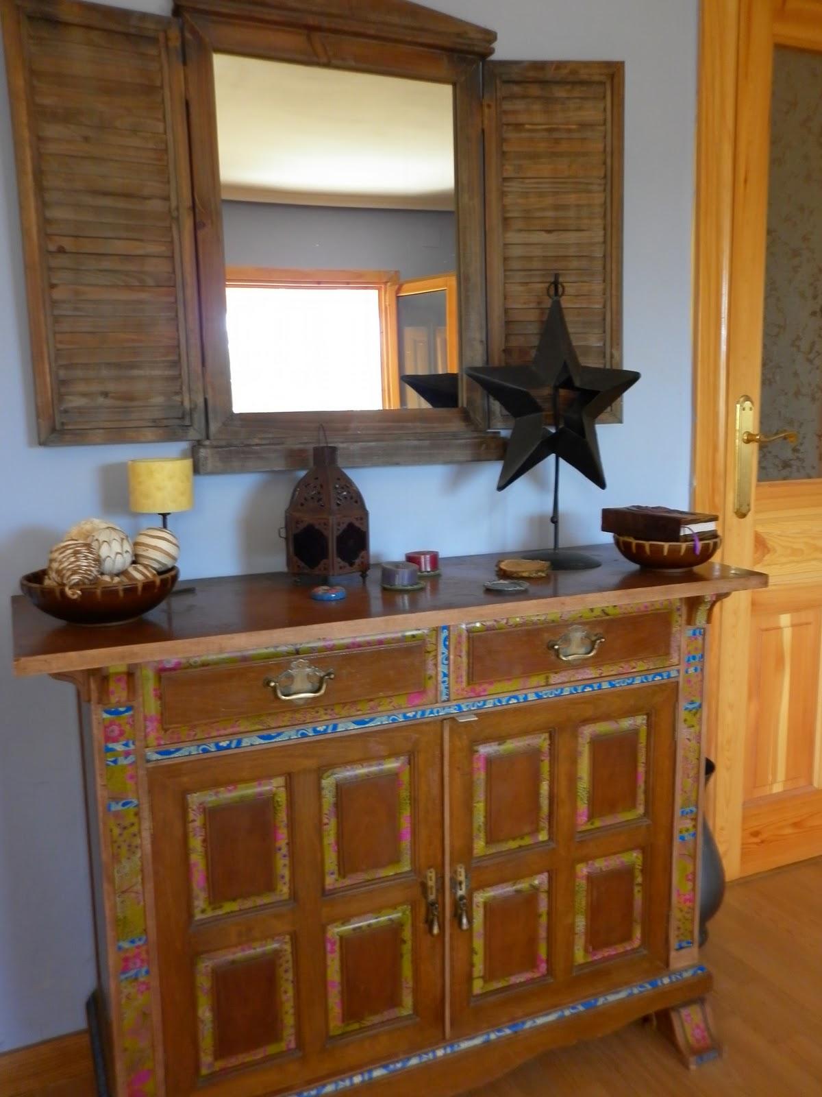 C mo renovar un mueble viejo susoleto cosas de casa for Mueble viejo