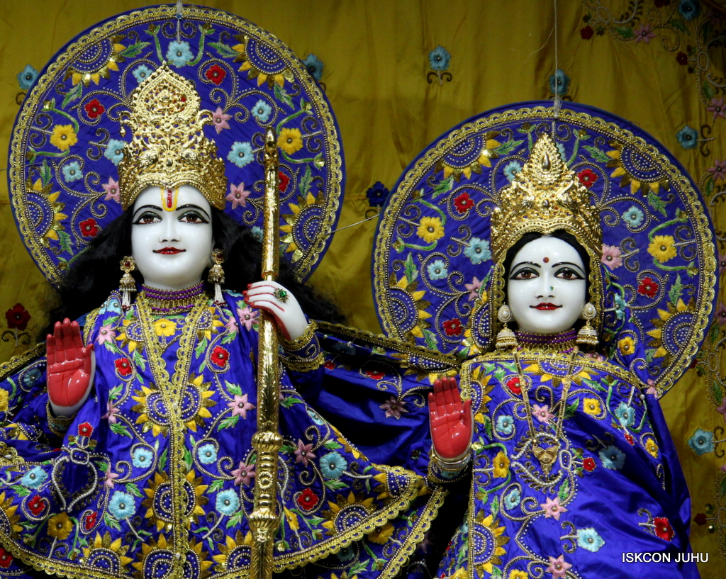 ISKCON Juhu Mangal Deity Darshan on 17th Jan 2017 (10)