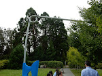 Claes Oldenburg made this giant safety pin