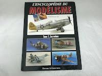 L'encyclopédie du modélisme, tome 1 les avions