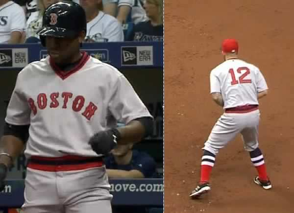 the latest 30ee0 4421c boston red sox throwback jersey