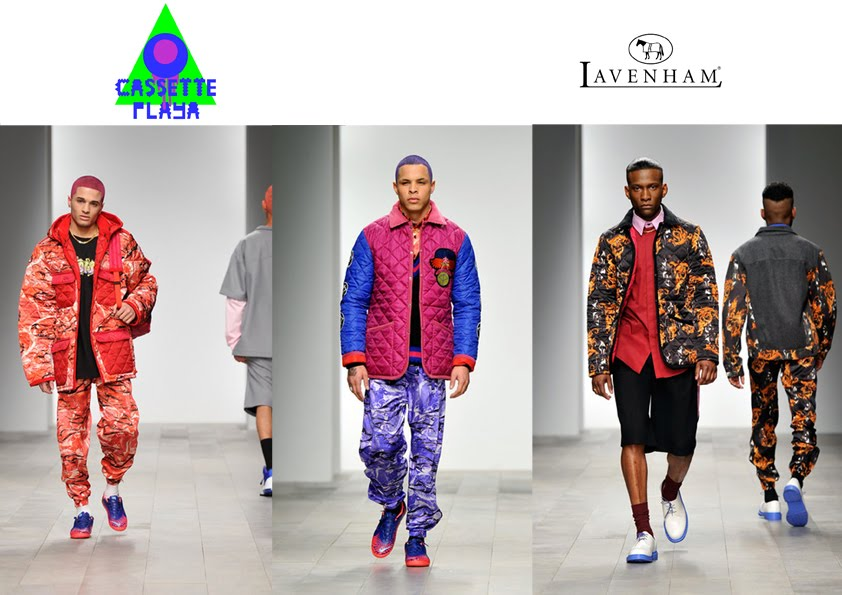 Cassette Playa & Lavenham at London Fashion Week, Fall 2016