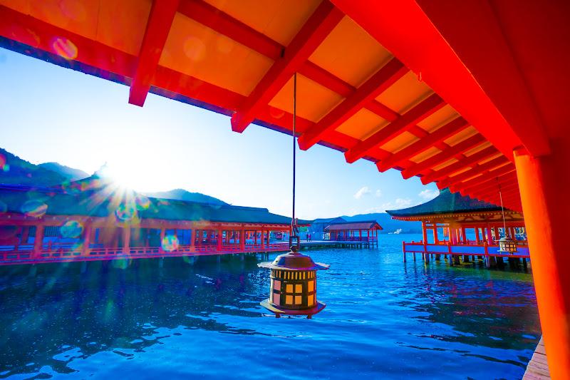宮島 厳島神社 東回廊4