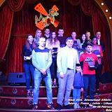 Международная матчевая встреча среди юниоров. Ресторан Мулен Руж (фото Александры Крупской)
