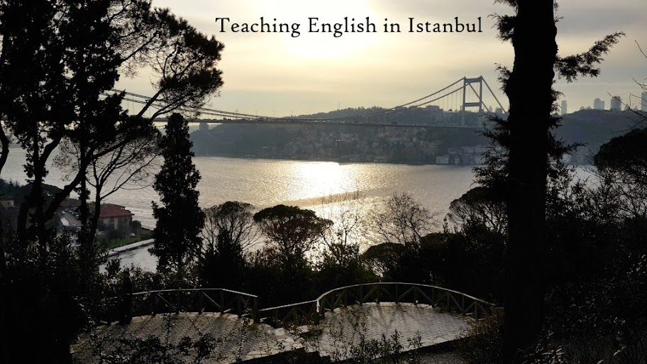 Teaching English in Istanbul