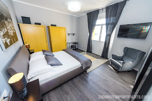 Apartment Harbour Lounge
