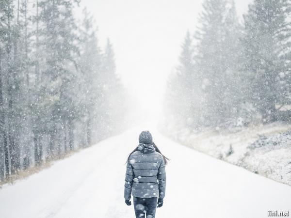 thơ mùa đông lặng lẽ