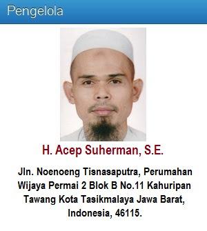 H. Acep Suherman, SE
