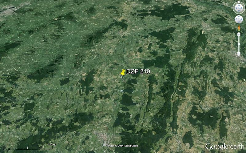 DEFIS ZOOM FRANCE 210 à 275 - (Juin 2014/Mai 2017) DZF-210-5-5km