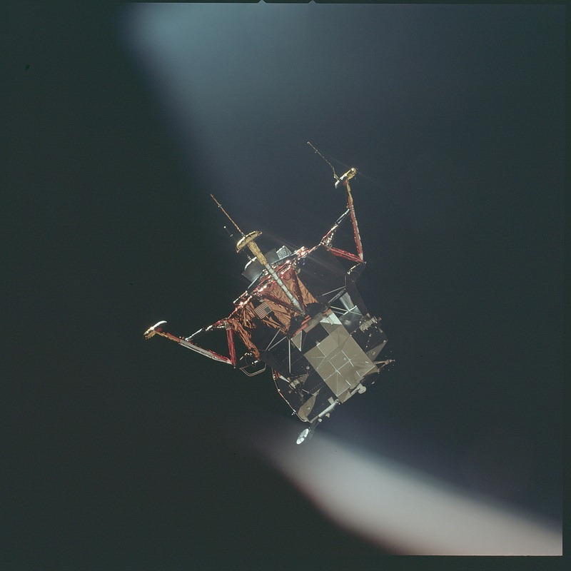 Every Photo From NASA's Apollo Missions Are Now on Flickr