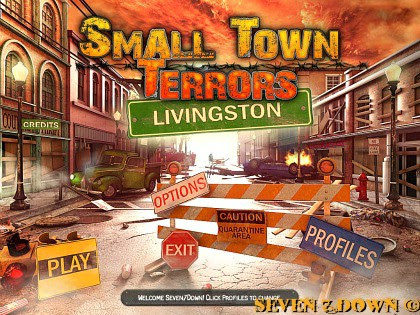 Small Town Terrors: Livingston Final