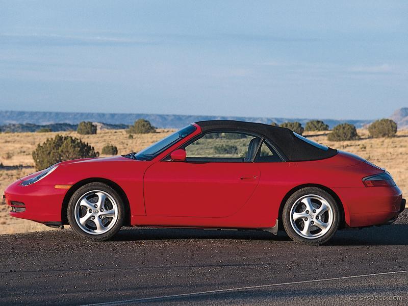 2002 porsche 911 horsepower