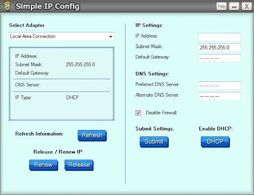 Simple IP Config 2.2