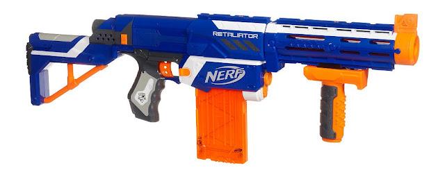 Súng Nerf Retaliator bằng nhựa