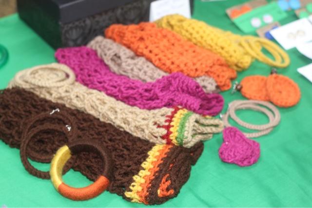 handmade beanie