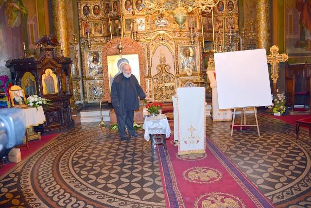 Sorin Dumitrescu la Sf. Silvestru despre Inviere 041