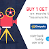 FastTicket- Get Flat 100 Rs off on Booking Of 2 Movie Tickets Via SBI Buddy Wallet