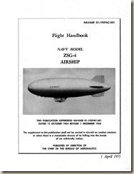 Goodyear ZSG-4 Airship_01