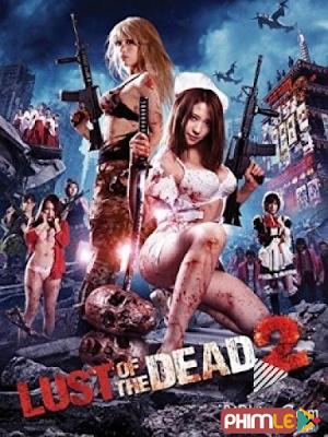 Phim Zombie Háo Sắc 2 - Rape Zombie: Lust of the Dead 2 (2013)