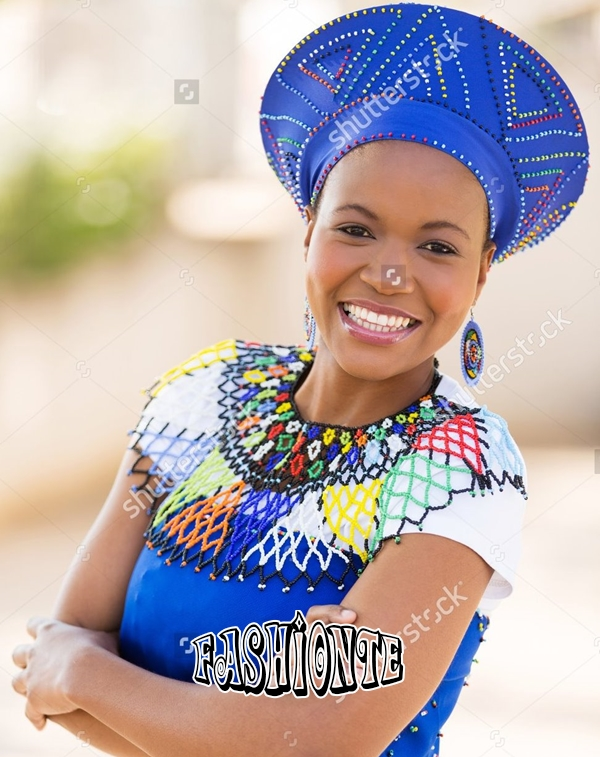 Latest South African Traditional Dress Women 2016 2017